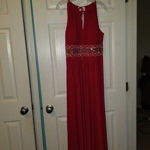 Red Formal Dress!